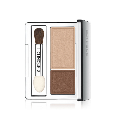 Clinique All About Shadow Duo - Like Mink 2.2g