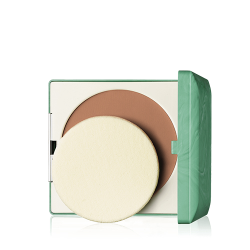 Clinique Stay-Matte Sheer Pressed Powder - Stay Honey 7.6g