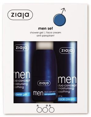 Ziaja Men´s Giftset