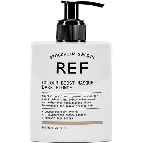 REF Colour Boost Masque 200 ml Dark Blonde