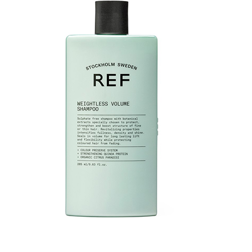 REF Weightless Volume Shampoo