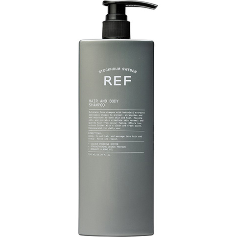 REF Hair & Body Wash 750 ml