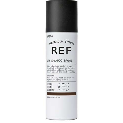 REF Dry Shampoo Brown 200 ml