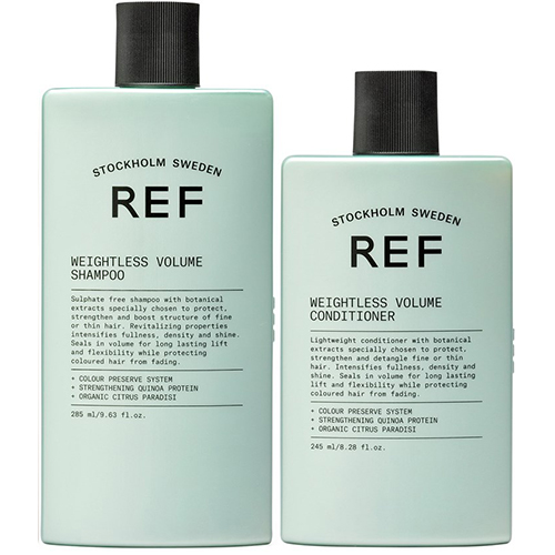 REF Weightless Volume Duo Full Size