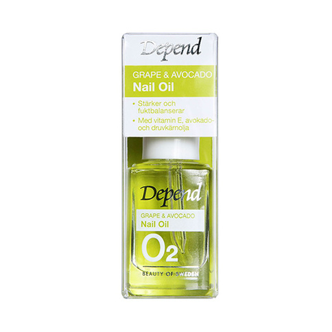 Depend O2 VÅRD Grape&Avocado Oil 11 ml