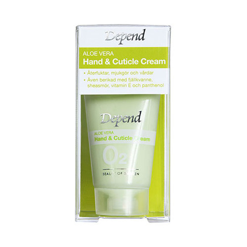 Depend O2 VÅRD Hand & Cuticle Creme 20 ml