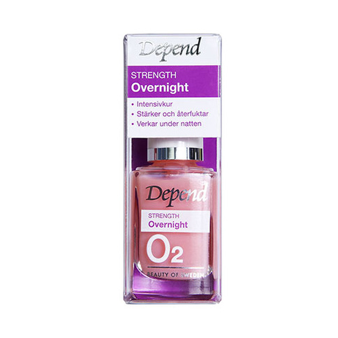Depend O2 VÅRD STRENGTH OVERNIGHT 11 ml