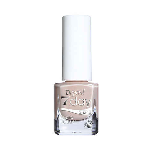Depend 7day Hybrid Polish Step 3 5 ml 7166 Mother´s Pearls