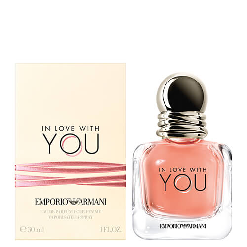 Giorgio Armani Emporio Armani In Love With You Intense Edp 30 ml
