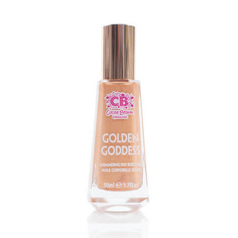 Cocoa Brown Golden Goddess Oil 50 ml