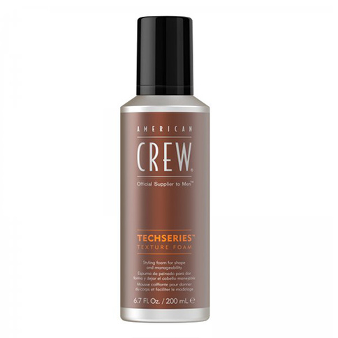 American Crew Crew TechSeries Texture Foam 200 ml