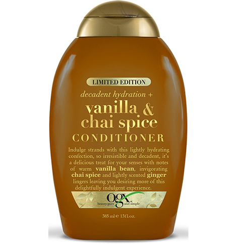 ogx Vanilla & Chai Spice Conditioner 385 ml