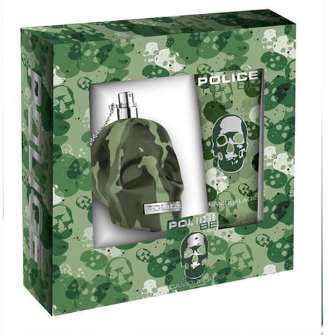 Police Camouflage 40 ml Giftset