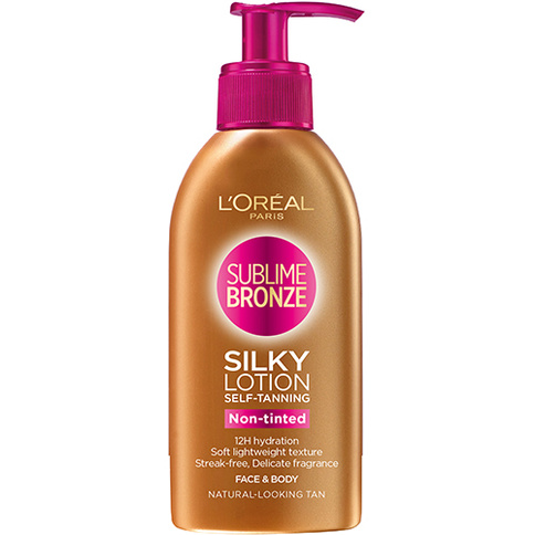 Loreal Paris Sublime Bronze Face & Body Lotion 150 ml