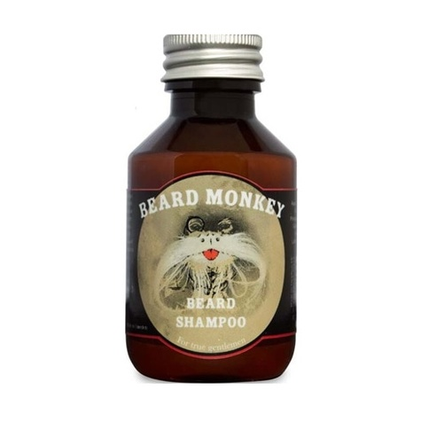Beard Monkey Skäggschampo Sweet Tobacco  100 ml