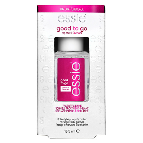 essie nail care top 13.5 ml good to go
