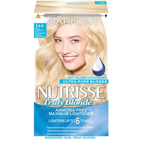 Garnier Nutrisse Truly Blond L++ Extreme Strong Blonding