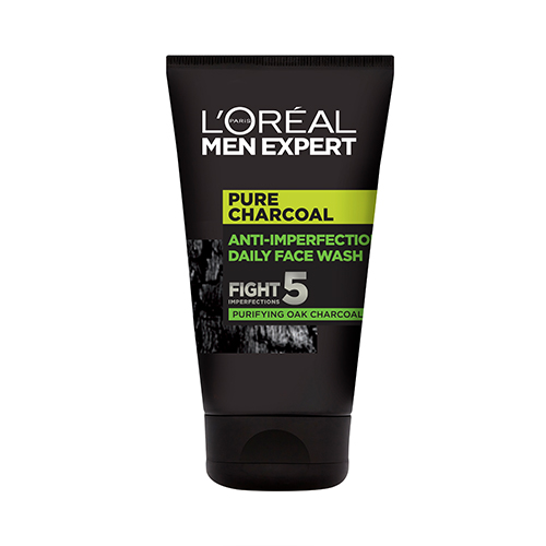 Loreal Men Expert Pure Charcoal Wash 100 ml