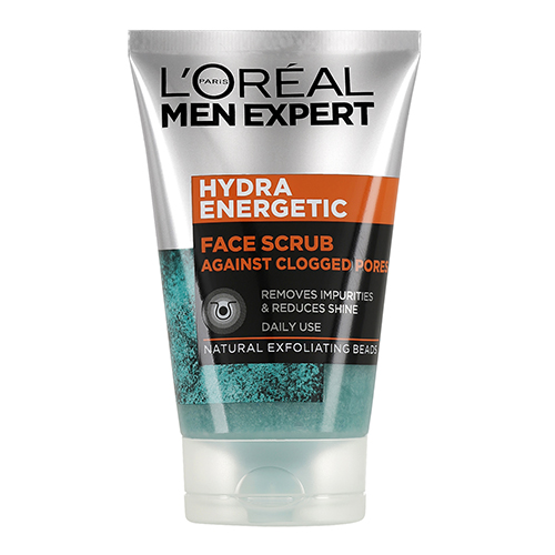 Loreal Men Expert Hydra Energetic Scrub 100 ml