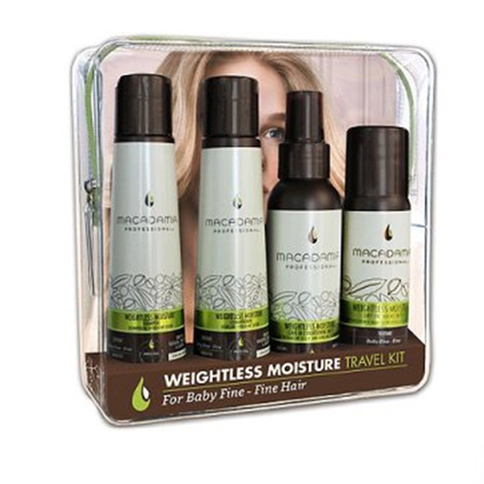 Macadamia Natural Oil Weightless Moisture Travel Kit