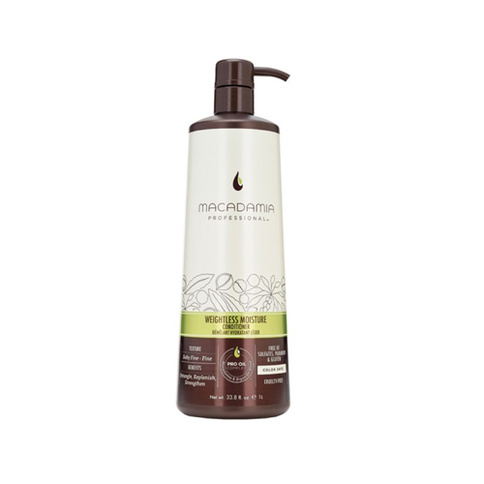 Macadamia Natural Oil Weightless Moisture Conditioner