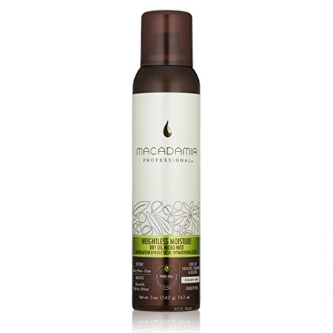 Macadamia Weigtless Moisture Dry Oil Mist 163ml