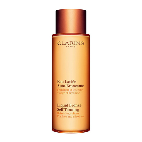 Clarins Liquid Bronze Self Tanning Face
