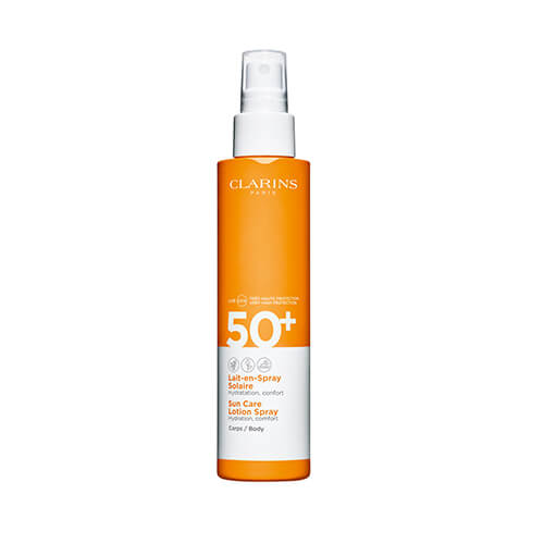 Clarins Sun Care Lotion Spray Spf 50+ Body 150 ml