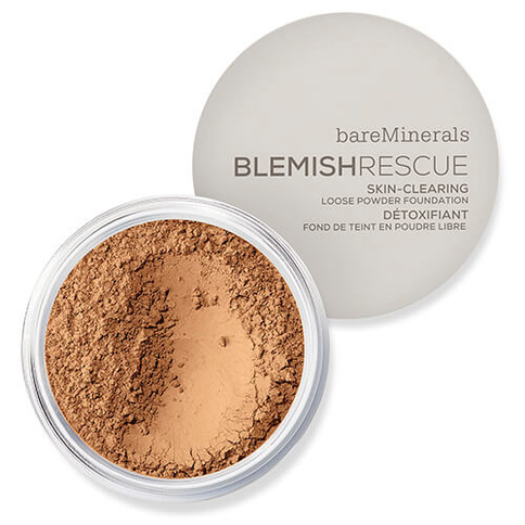 bareMinerals Blemish Rescue Skin-Clearing Loose Powder Foundation 8g Nutral Tan
