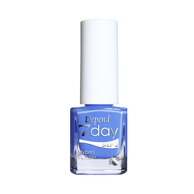 Depend 7day Hybrid Polish Step 3 5 ml 7172 RULES OF MONICA