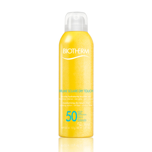 Biotherm Dry Touch Mist SPF50 200 ml