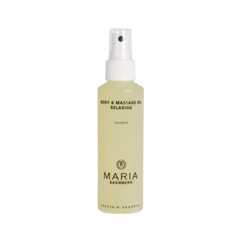 Maria Åkerberg Body & Massage Oil Relaxing