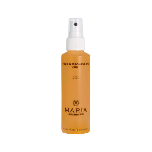 Maria Åkerberg Body & Massage Oil Chili 125 ml