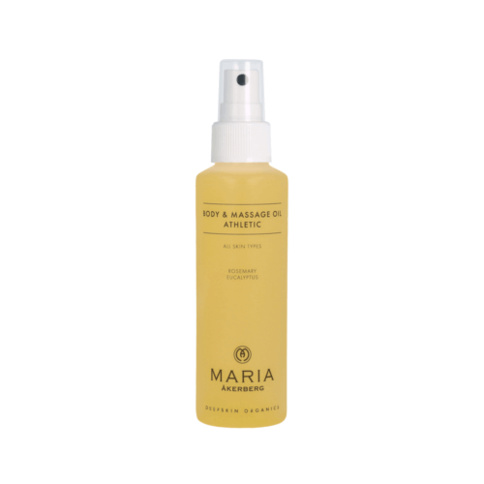 Maria Åkerberg Body & Massage Oil Athletic 125 ml
