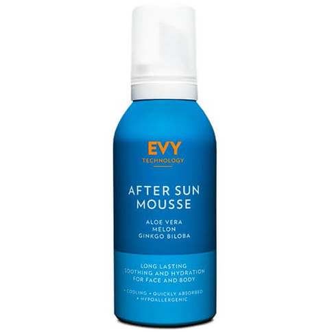 Evy Technology Aftersun Mousse Face & Body 150 ml