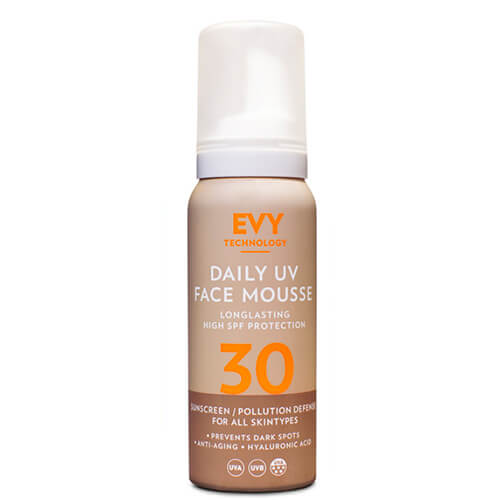 Evy Technology Daily UV Face Mousse SPF30 75 ml