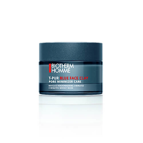 Biotherm Homme T-Pur Blue Face Clay 50 ml