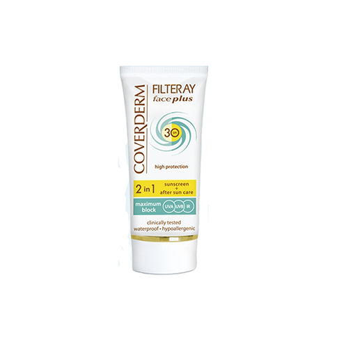 Coverderm Filteray Face Plus SPF 30 Oily/Acneic 50 ml