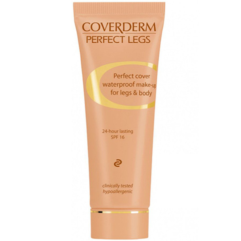 Coverderm Perfect Legs& Body Waterproof Make-up SPF 16 50 ml