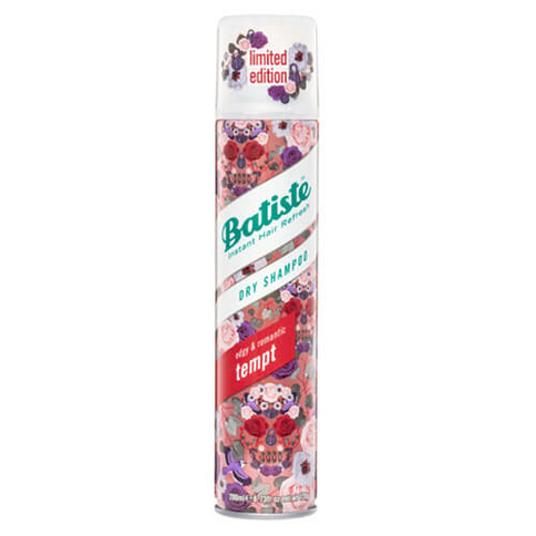 Batiste Dry Shampoo Tempt 200 ml