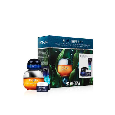 Biotherm Blue Therapy Cream-in-Oil Giftset