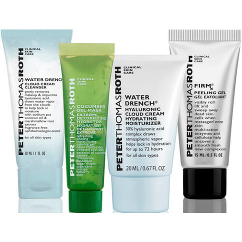 Peter Thomas Roth Jet Set Facial 4-Piece Kit