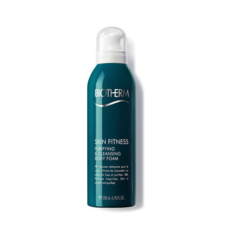 Biotherm Skin Fitness Cleans Foam 200 ml