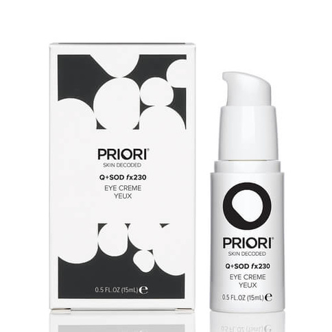 Priori Q+SOD fx230 Eye Cream 15 ml