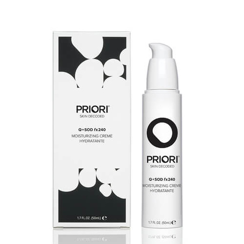 Priori Q+SOD fx240 Moisturizing Cream 50 ml