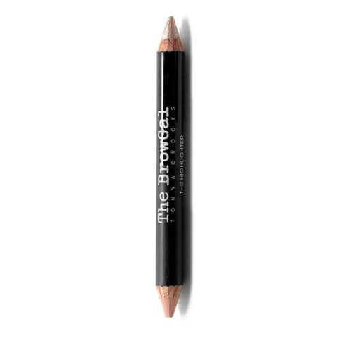 The BrowGal Highlighter/Concealer DUO Pencil 6g 01 Champagne