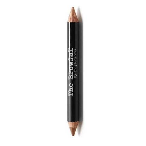 The BrowGal Highlighter/Concealer DUO Pencil 6g 03 Toffee/Bronze
