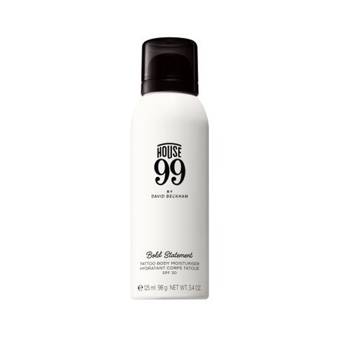 House 99 Bold Statement Tattoo Body Moisturiser Spf 30 125 ml