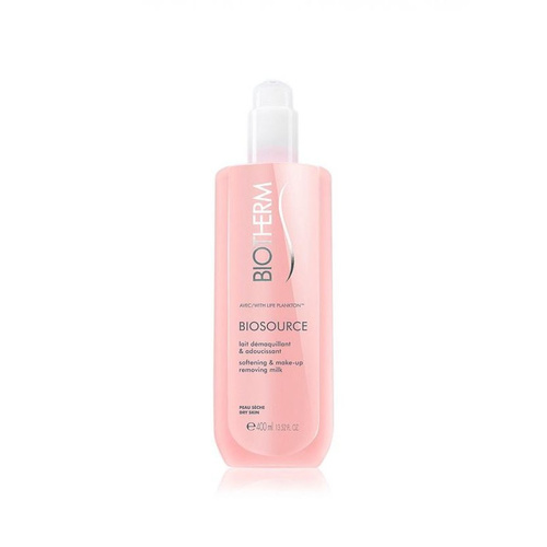 Biotherm Biosource Softening Cleansing Milk Dry Skin 400 ml