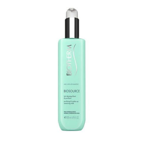 Biotherm Biosource Purifying Cleansing Milk
